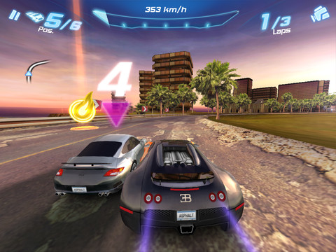 Asphalt 8: Airborne APK Java Game for iPhone Android
