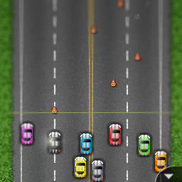 Cars Mobile Game Java Jar Nokia 240x320