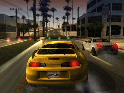 Real Street Racing Game For Mobile