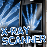 X-Ray Scanner for Mobile Phone Free Download Jar Java Android Sony Ericsson Blackberry IPhone 240x320