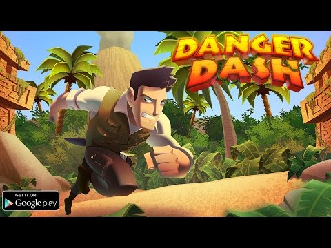Danger Dash Mod APK Java Game - Mobile Games Free Download