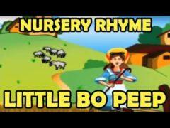 Little Bo Peep has lost her sheep Lyrics