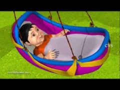 Rock A Bye Baby Rhyme Lyrics and Video English Cradle songs