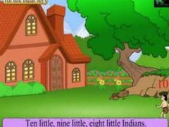 One little two little three little Indians song lyrics Free Video