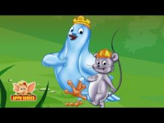 There Is Strength In Number Panchatantra Tales Videoo