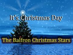 It's Christmas day Video with lyrics