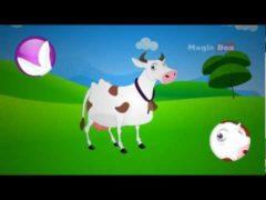 kombu mulaicha pashu Cow Malayalam Rhyme HD Video