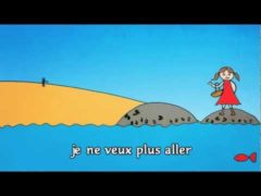 A La Pêche Aux Moules Paroles Comptines Pour Bébé Video