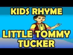 Little Tommy Tucker Lyrics And Video Songs | Nursery Rhymes With Lyrics