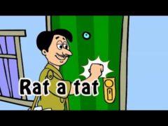 Rat-a-tat Rat-a-tat Rhyme Lyrics and Video Song Free Download