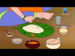 Aakesi Pappesi With Lyrics   Free Telugu Nursery Rhymes Video Download for Kids