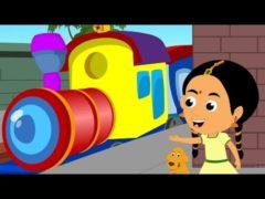 Koo koo theevandi Video and Lyrics Malayalam Nursery Rhymes Videos Download for Kids