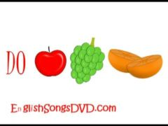 Learning fruits and vegetable Video for kids | Alphabet Eat vegetables Song
