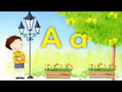Alfabeto Español Canciones Infantiles letras   Aprendizajes para niños   letra