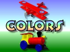 Learning Colors Video for Kids English | Colour Song kindergarten | Free Download