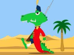 Ah les crocodiles Paroles | Comptines Françaises Gratuit | Chanson enfantine paroles | bébés