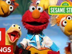 Elmo had four ducks
